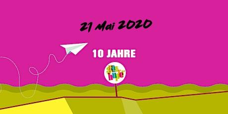 Grashüpfer Open Air Festival 2020 Tickets