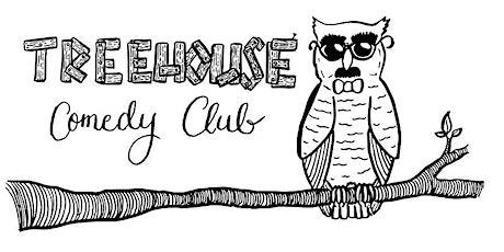 Tree House Comedy Club tickets