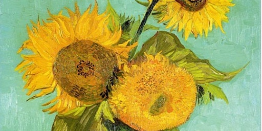 Sunflowers by Van Gogh - Social Art Class