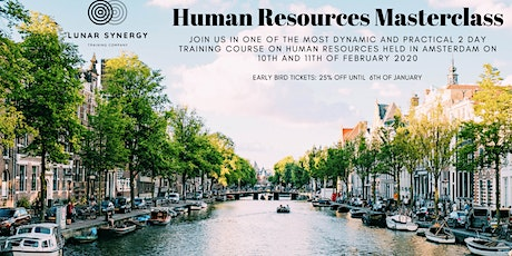 Human Resources Masterclass - Amsterdam tickets
