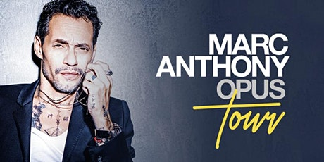 MARC ANTHONY en Valencia tickets