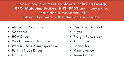 Careers in Logistics & Supply Chain
