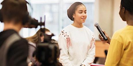 Mastering media interviews: A masterclass with Rachel Shabi tickets
