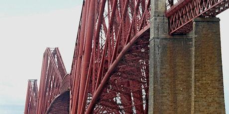 Forth Rail Bridge Abseil for SCIAF tickets