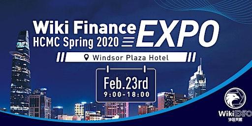 Wiki Finance EXPO HCMC  Spring 2020