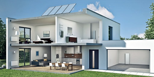 """SALERNO - L'impianto """"snello"""" nell'edilizia a basso consumo  e l'utilizzo ottimizzato dell'energia fotovoltaica"""