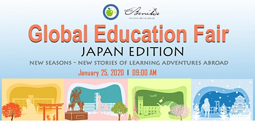 Global Education Fair-Japan Edition