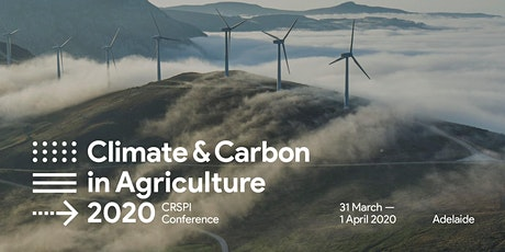 Climate and Carbon in Agriculture 2020 tickets