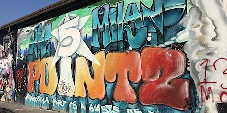 Street Art Tour Milano - Leoncavallo biglietti