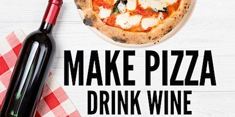 Neapolitan Pizza & Wine Class tickets