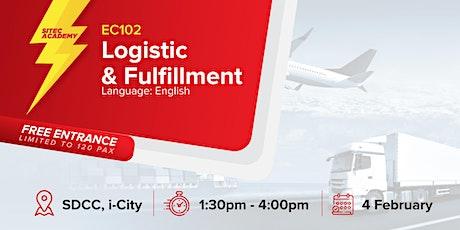 2020 SITEC E-Commerce Class 102: Logistic & Fulfillment tickets