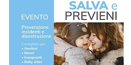 SALVA e PREVIENI_Farmacia SANTA TERESA biglietti