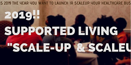 """""""START-UP!!!! """"How to start a Supported Living Business"""" - startup & scale-up Workshop (LEEDS) tickets"""