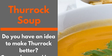 Thurrock Soup tickets