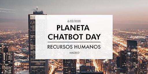 Planeta Chatbot Day: Recursos Humanos