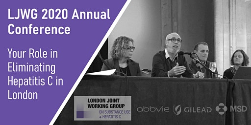 LJWG Conference 2020: Your Role in Eliminating Hepatitis C in London