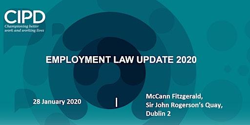 Employment Law Update 2020