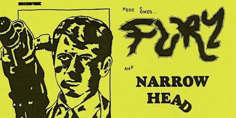 Fury, Narrow Head, Real at Black Lodge tickets