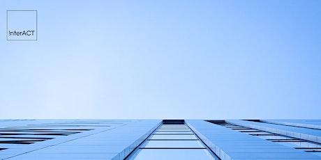InterACT: Architektur- und Immobilientreff - März Tickets