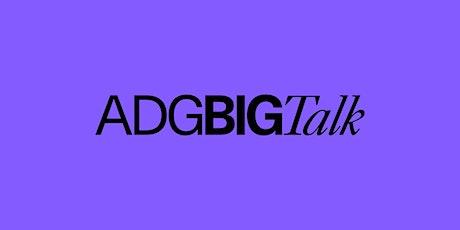 ADGBigTalk | Desatranques Jaén entradas