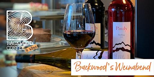 Backwood's Weinabend