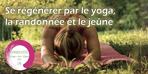 Stage d'été : Se régénérer par le yoga, la randonnée et le jeûne