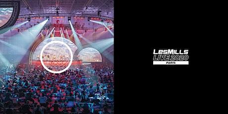 LES MILLS LIVE - SAMEDI 14 MARS 2020 tickets