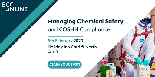 Free Workshop : Managing Chemical Safety and COSHH Compliance