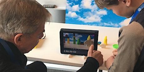 Stop-Motion: Großeltern-Enkel Workshop - Erzähl doch mal digital! Tickets
