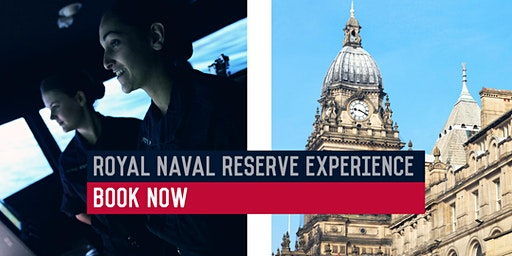 Royal Naval Reserve Experience - HMS Ceres, Leeds 30/01/20
