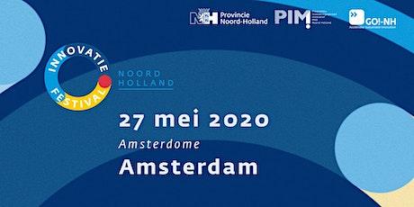Innovatiefestival Noord-Holland tickets