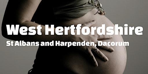 Preparing for Baby course - Hemel Hempstead  8th 15th & 22nd Apr