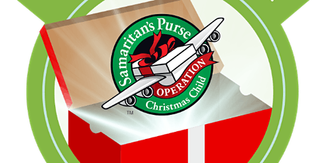 Build a box -2020 Operation Christmas Child tickets