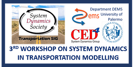 3rd Annual Workshop on System Dynamics in Transportation tickets