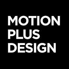 Motion Plus Design logo