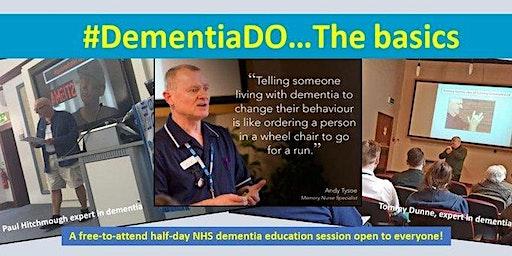 #DementiaDo The Basics