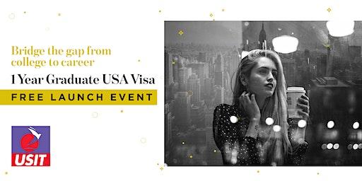 Grad Visa 2020 - Launch Event (Cork)