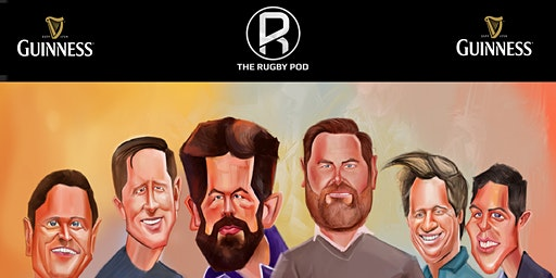 The Rugby Pod - Guinness Six Nations Special - Edinburgh