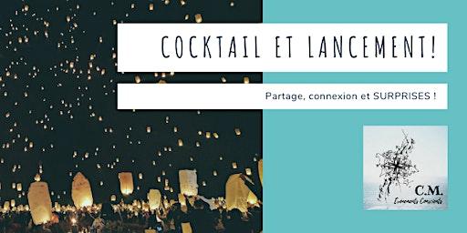 Cocktail de lancement : CM événements