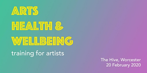 Arts, Health & Wellbeing Training