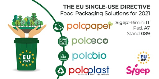 The EU Single-Use Directive - Food Packaging Solutions for 2021