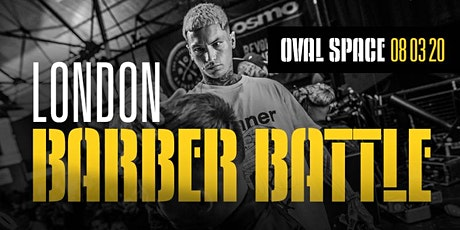 Barber Battle London - REGISTRATION tickets
