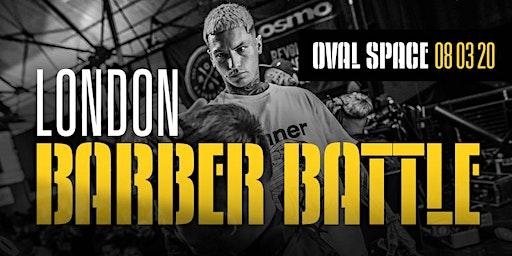 Barber Battle London - REGISTRATION
