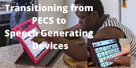 Transitioning from PECS to SDGSs (Speech Generating Devices) - Manchester tickets