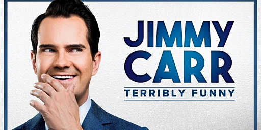 Jimmy Carr: Terribly Funny - SOLD OUT