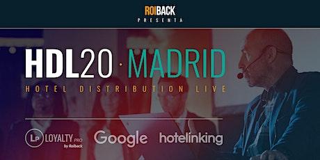 HDL '20 Madrid entradas