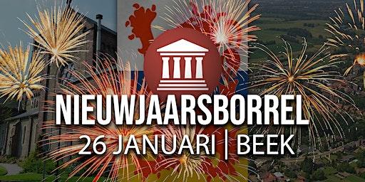 Nieuwjaarsborrel FVD Limburg