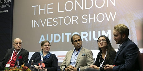 London Investor Show 2020 tickets