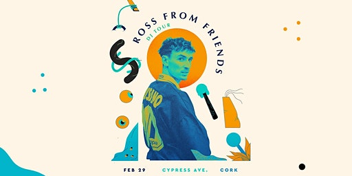 Ross From Friends - Cork