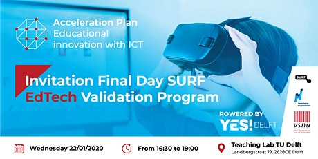 Final Day EdTech Validation Program tickets